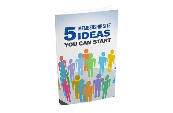 How To Create A Membership Site (E-BOOK)