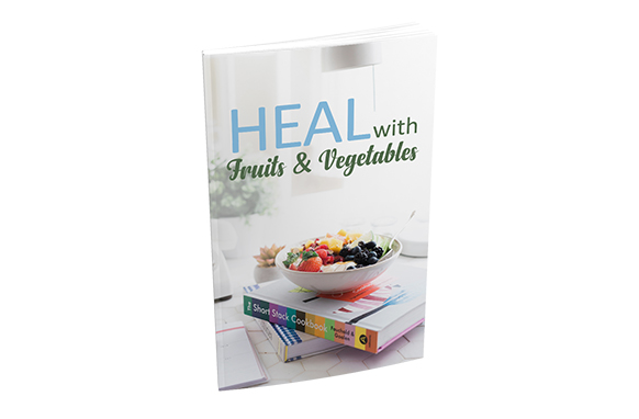 Heal Your Body With Fruits and Vegetables (E-BOOK)