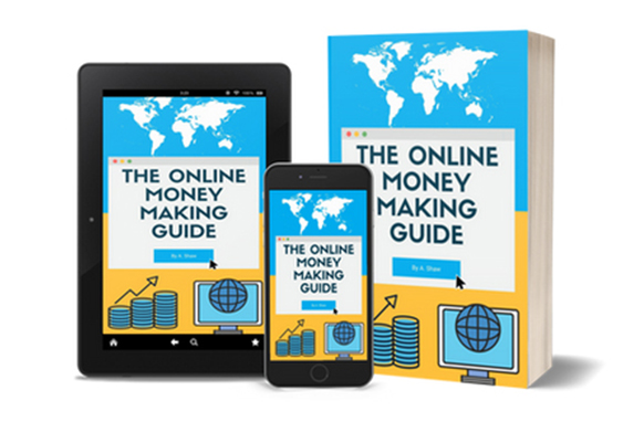 The Online Money Making Guide (E-BOOK)
