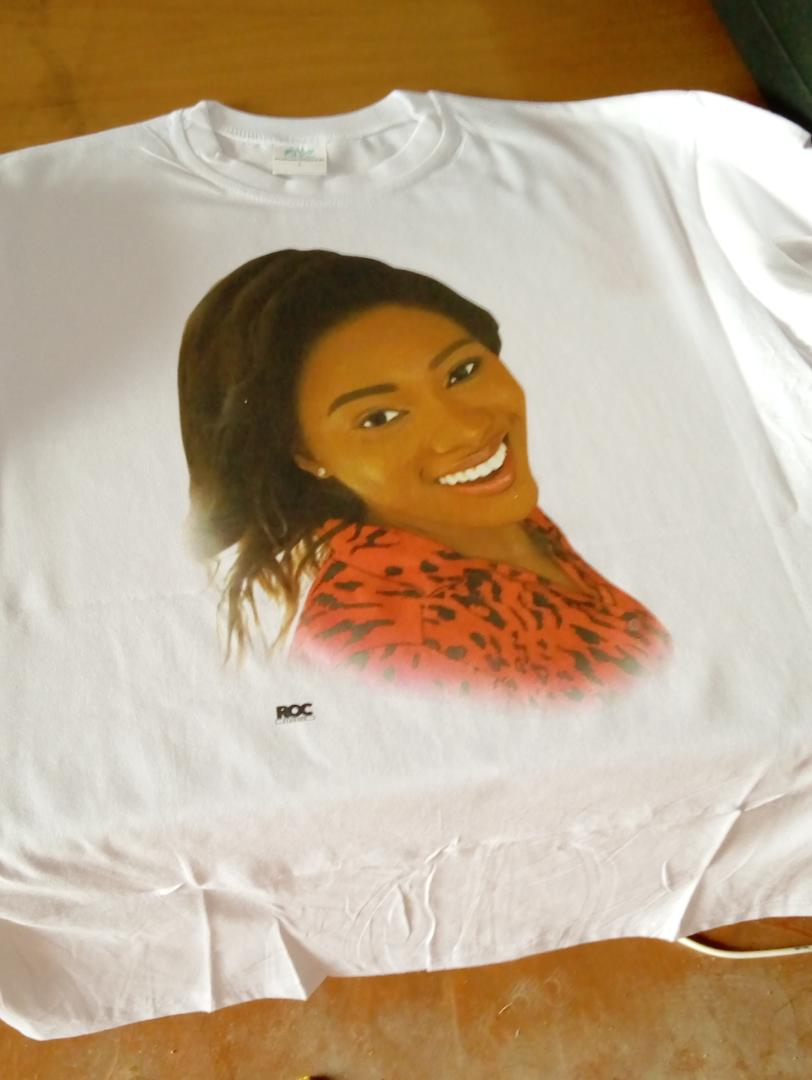 T-Shirt customization