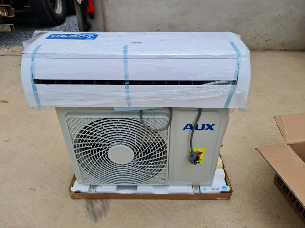 Air conditioning and refrigeration work