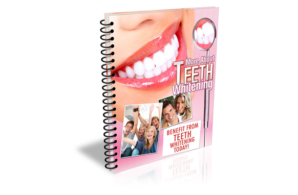 HOW TO WHITEN YOUR TEETH (E-BOOK)